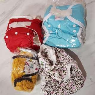 Cloth Diaper - Clodi - Popok bayi kai