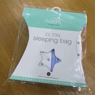 NEW Aden & Anais sleeping bag