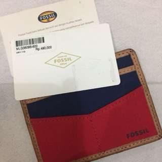 Card holder FOSSIL