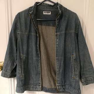Vintage giordano denim jacket