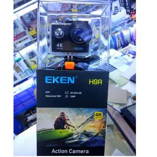 H9R 4K Action Camera Wifi Sports Cam + Remote Control Shutter
