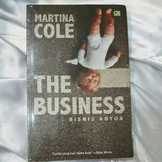 "Novel ""The Business"""
