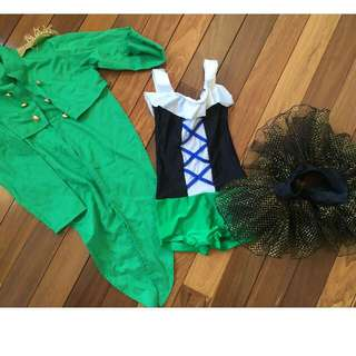 Camille Wolfe toy soldier girls dance costume size 12-14