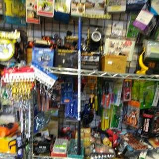 12尺手竿(釣魚竿)200元限來店買點我頭像看店址和上千種商品