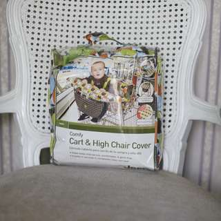 Jeep Baby Trolley High Chair Cover