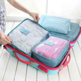 Travel Bag 6 In 1