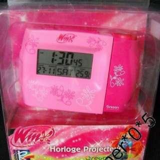 Winx Clock 投射鐘