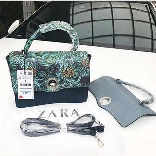ZARA CITY BAG ORIGINAL