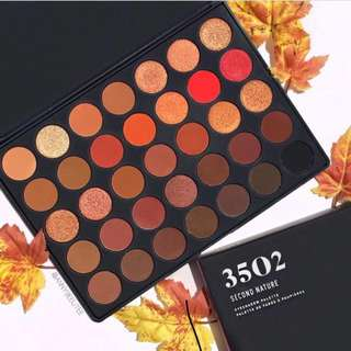 ❄️ Morphe ❄️ 3502 Second Nature Eyeshadow Palette