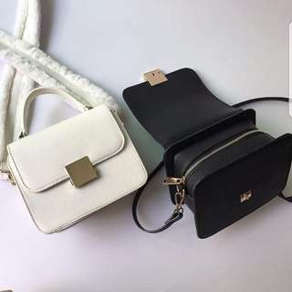 ZARA CROSSBODY FUR ORIGINAL