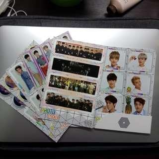 EXO Sticker Set