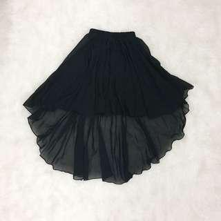 Outer skirt untuk bikini bahan chiffon (no furing)