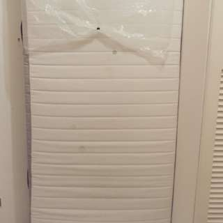 Ikea 床墊 Hafslo 單人彈簧床