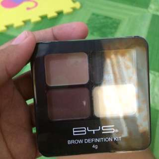 BYS EYEBROWS KIT