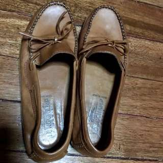 Longchamp Boat Shoes