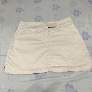 Cream Esprit Skirt