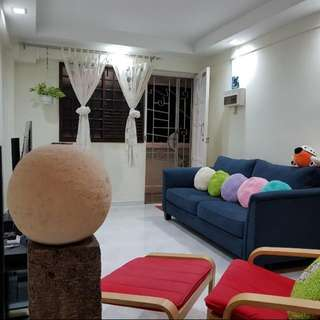 HDB 3RooM Upper Boon Keng Road for sale high accessibility  FLAT