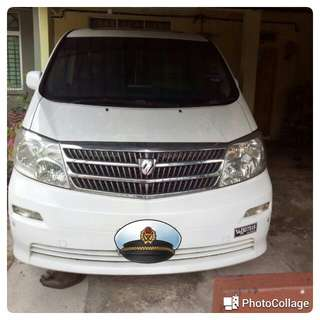 TOYOTA ALPHARD FOR SALE!!!!