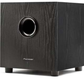 Pioneer Subwoofer (Andrew Jones Design) - American Plugs