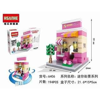 Sale!!! HSANHE Sweet Shop