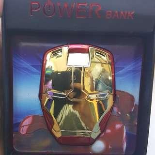 Marvel Superhero Powerbank
