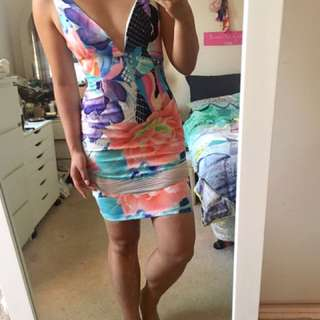 Myer size 6 cocktail dress BNWT