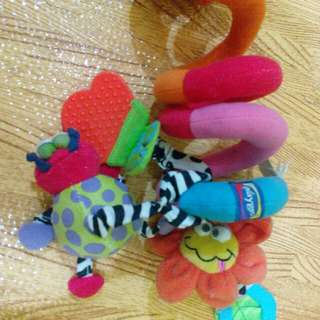 Playgro Stroller Toy