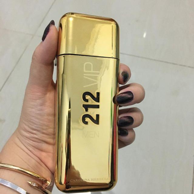 212 Gold Parfume