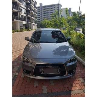 MITSUBISHI LANCER EX 1.6 AUTO ABS D/AB 2WD 4DR