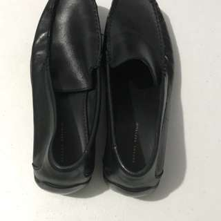 Banana Republic leather shoes