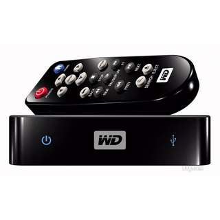 Western Digital WD TV Mini Media Player TVbox #MidJan55