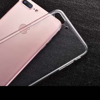 6/6S/6+/6S+ Clear Phone Case
