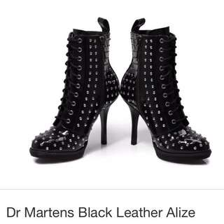 Dr. Martens Alize Ankle High Studded Boots
