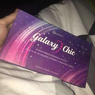 BH Cosmetics Galaxy Chic Palatte