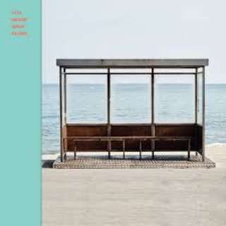 BTS You never walk alone藍版+泰亨小卡
