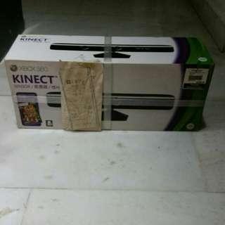 xbox 360 kinect sensor...