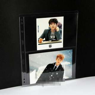 PHOTOCARD SLEEVE