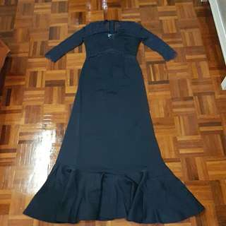 Doublewoot dress- s size- navy