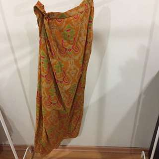 Summershop Batik Skirt