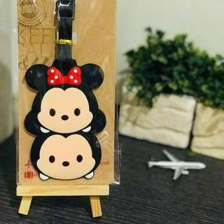 Disney Tsum Tsum Luggage Tag