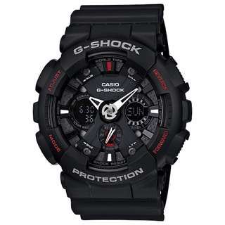 CASIO G-SHOCK GA-120 series GSHOCK GA120