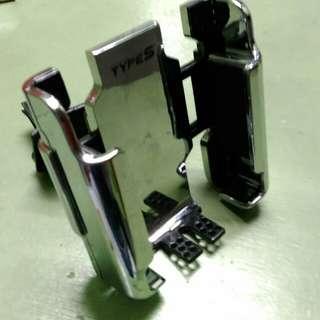 Cellphone car mount aircon vent holder