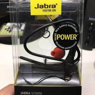 Jabra Storm藍芽耳機