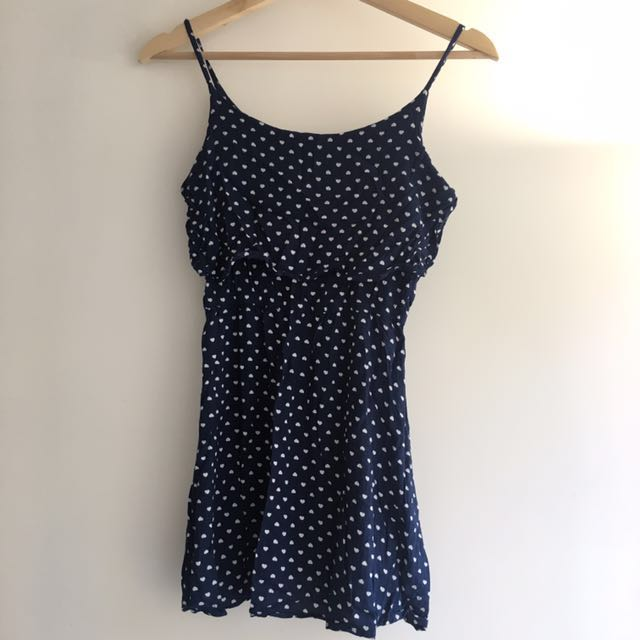 6ixty8ight Polkadot Dress
