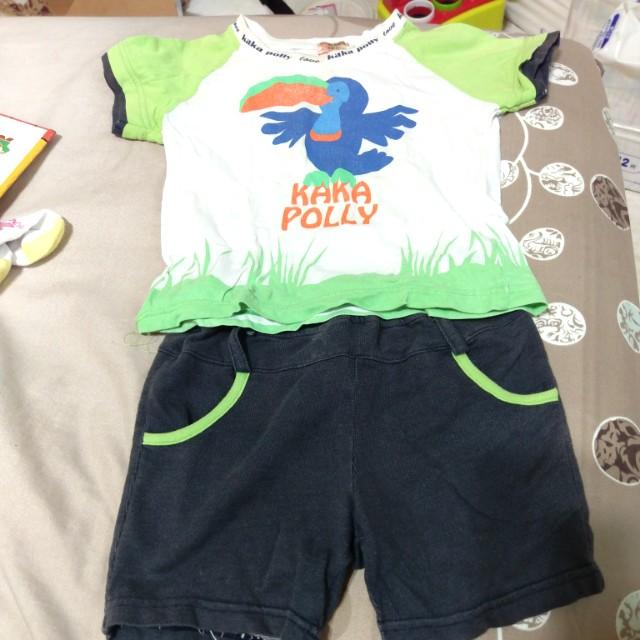 嬰幼兒套裝 #十月免購物直接送