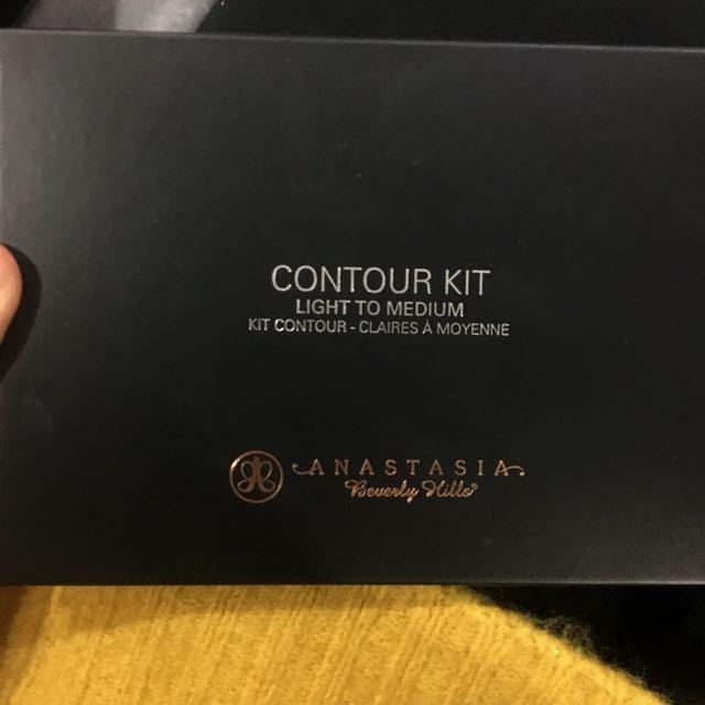 ABH Contour Kit (Light to Medium)