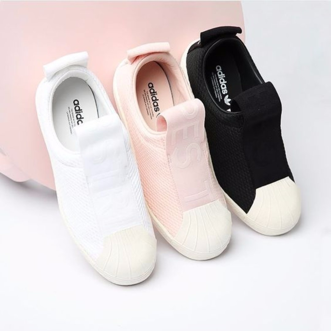 reputable site 962cf 479d0 Adidas Superstar Slip On BW35, Women's Fashion, Shoes on ...