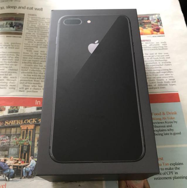 Apple Ip8+ 256gb