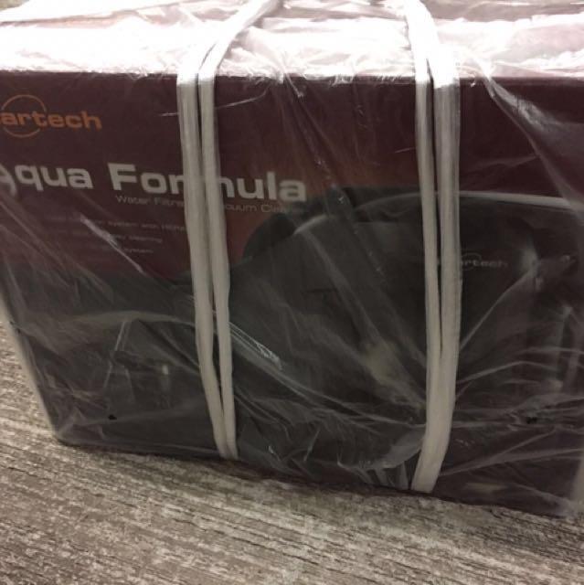 Aqua formula  強力水濾吸塵機
