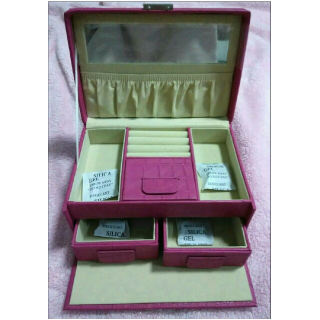 BALLERINA JEWELLERY CASE / TEMPAT PERHIASAN ORIFLAME / BOX ORIFLAME